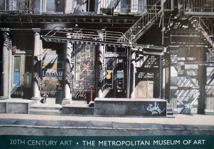 Metropolitan Museum of Art Poster: Susan Holcomb, Poodlehead